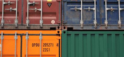 10 populære typer containere: Dette brukes de til