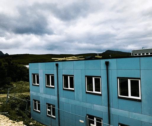 Tilbygg til Nordland sykehus