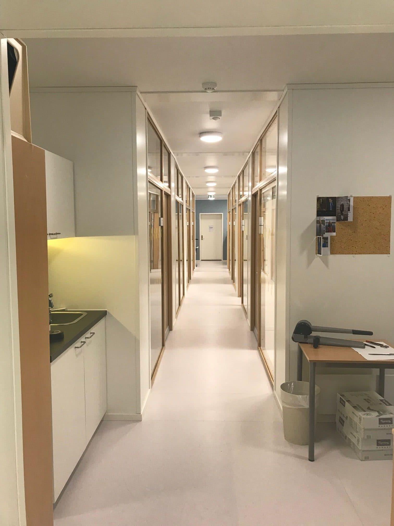 Film: Midlertidig skolebygg til Sør-Trøndelag fylkeskommune