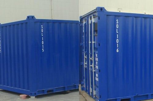 10′ Høy Offshore Container PLT-364