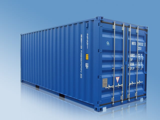 Standard Containere