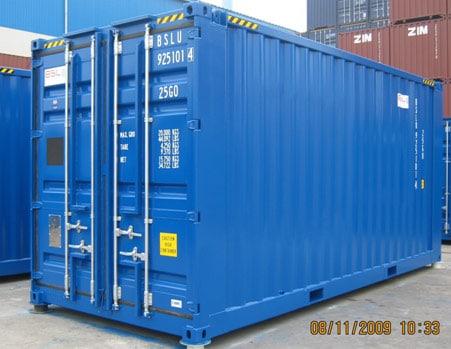20′ Høy Offshore Container PLT-335