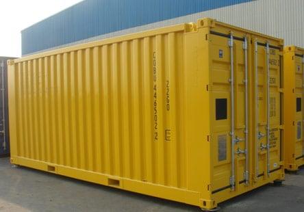 20′ Offshore Container PLT-326