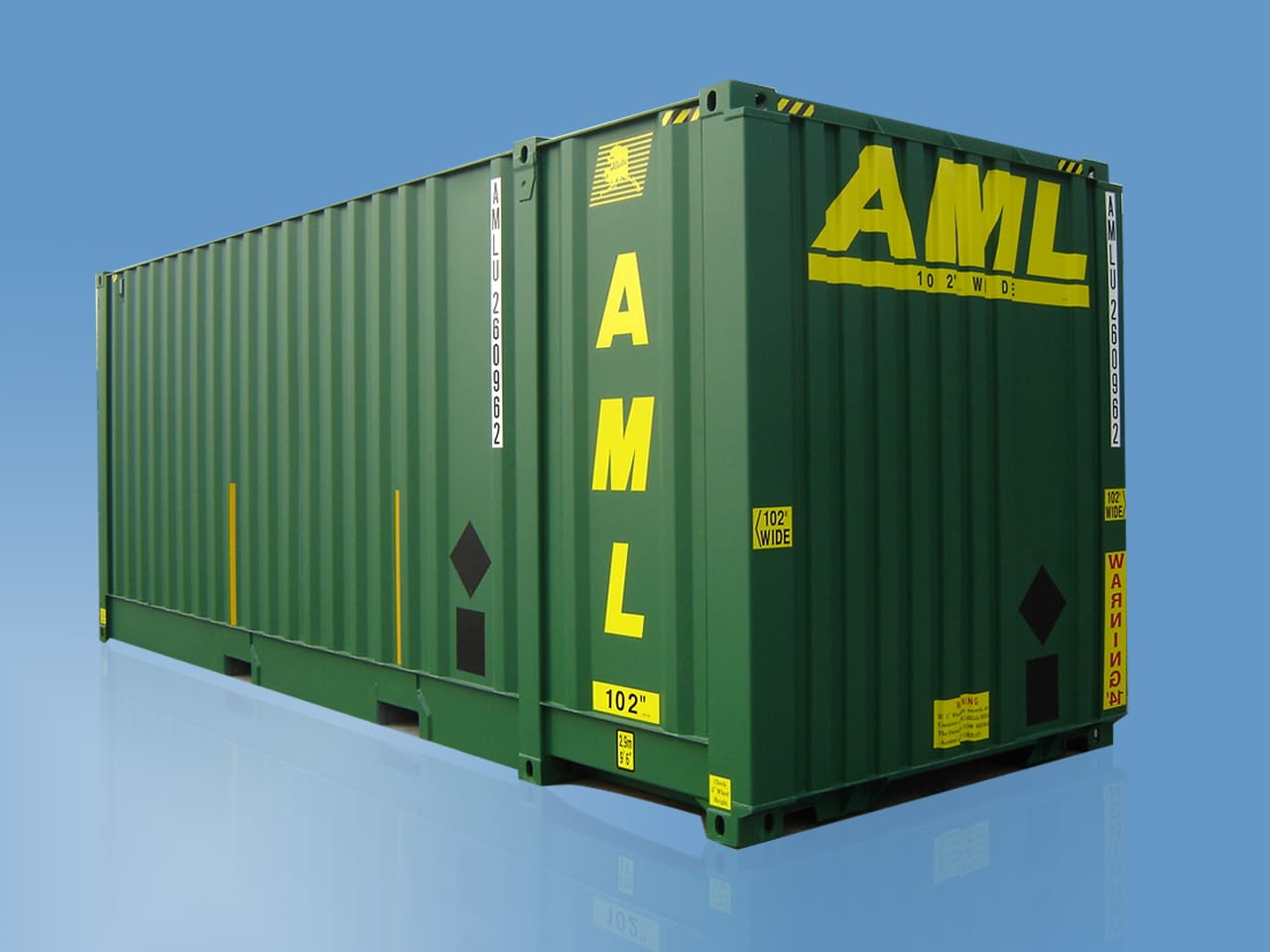 24′ Container