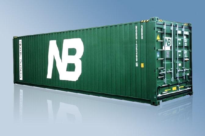 30′ Bulk Container