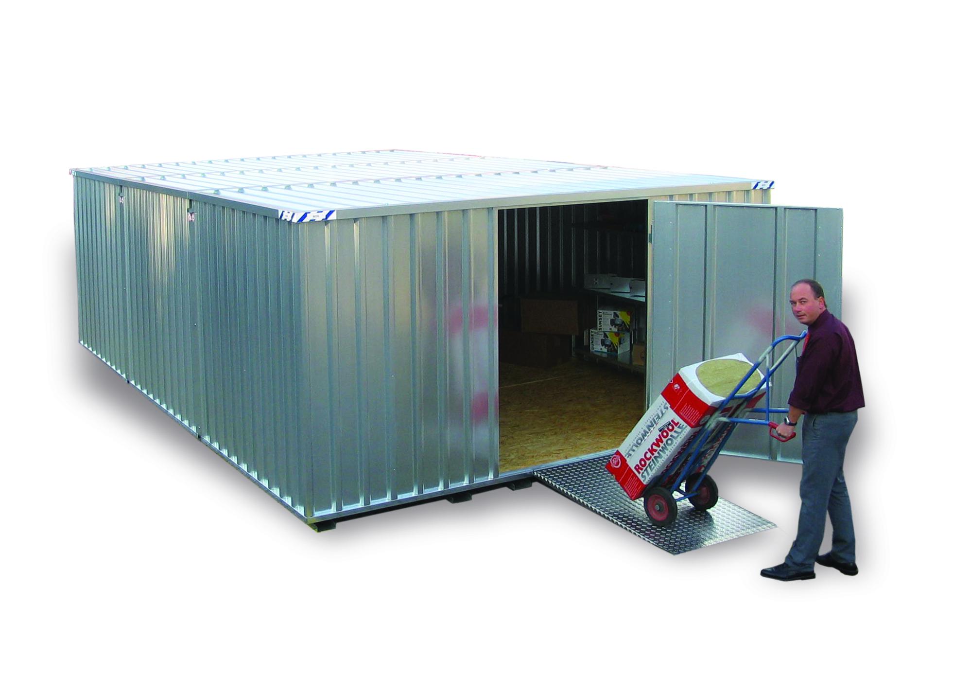 Quick-Build Container Combination SCC 3×4 m