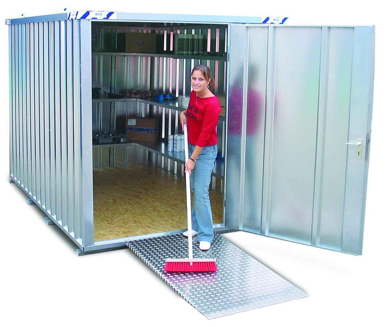 Quick-Build Container SC3000 2×3 m