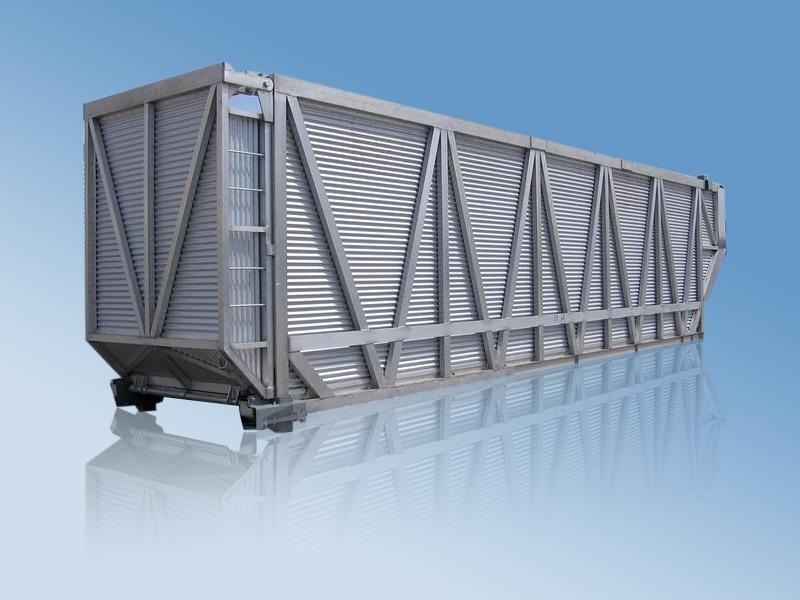 Spesialbruk Containere