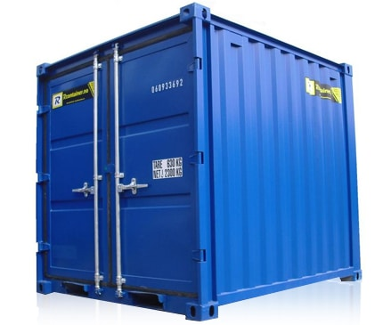 6ft Lagercontainer