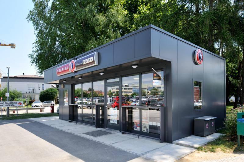 modulbygg bensinstasjon