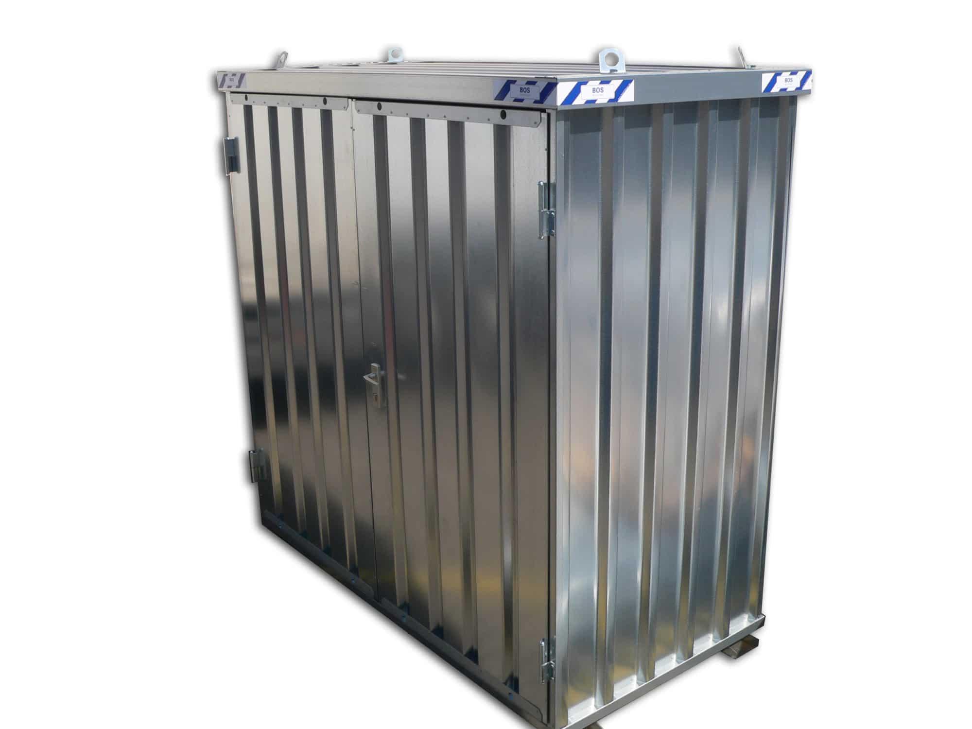 Quick-Build Container SC3000 1×2 m