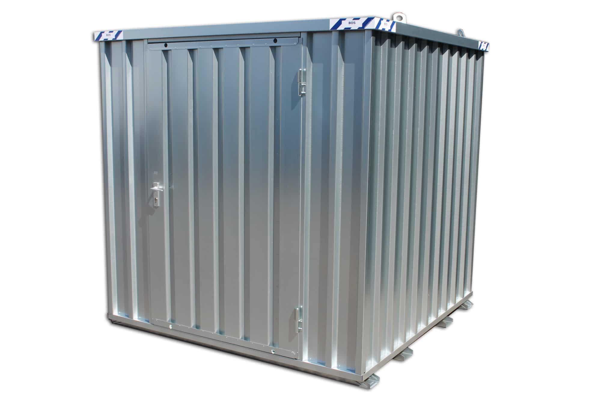 Quick-Build Container SC3000 2×2 m
