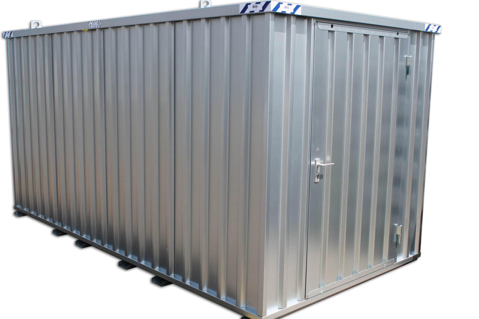 Quick-Build Container SC3000 2×4 m