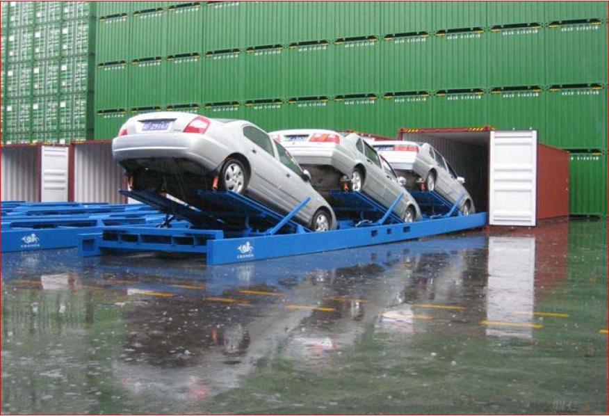 Bil-rack Container