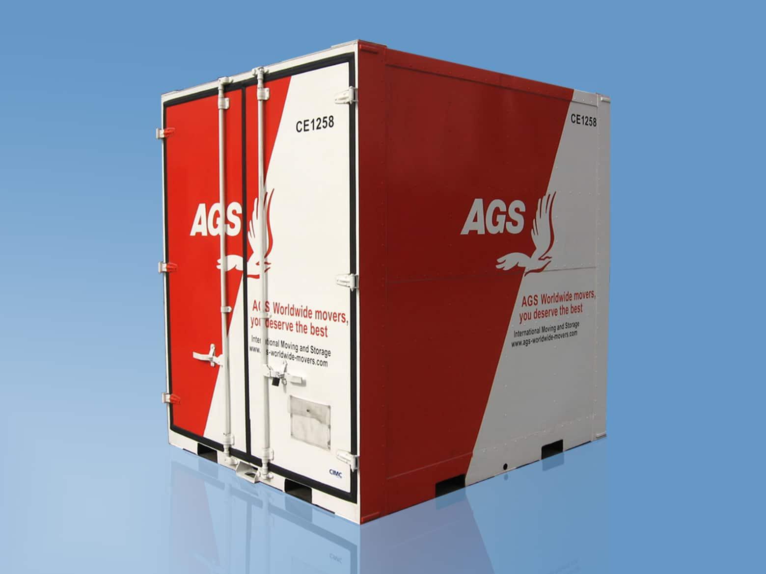 Spesialstørrelse Containere