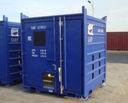 IBC Tank Carrier Offshore Container PLT-251