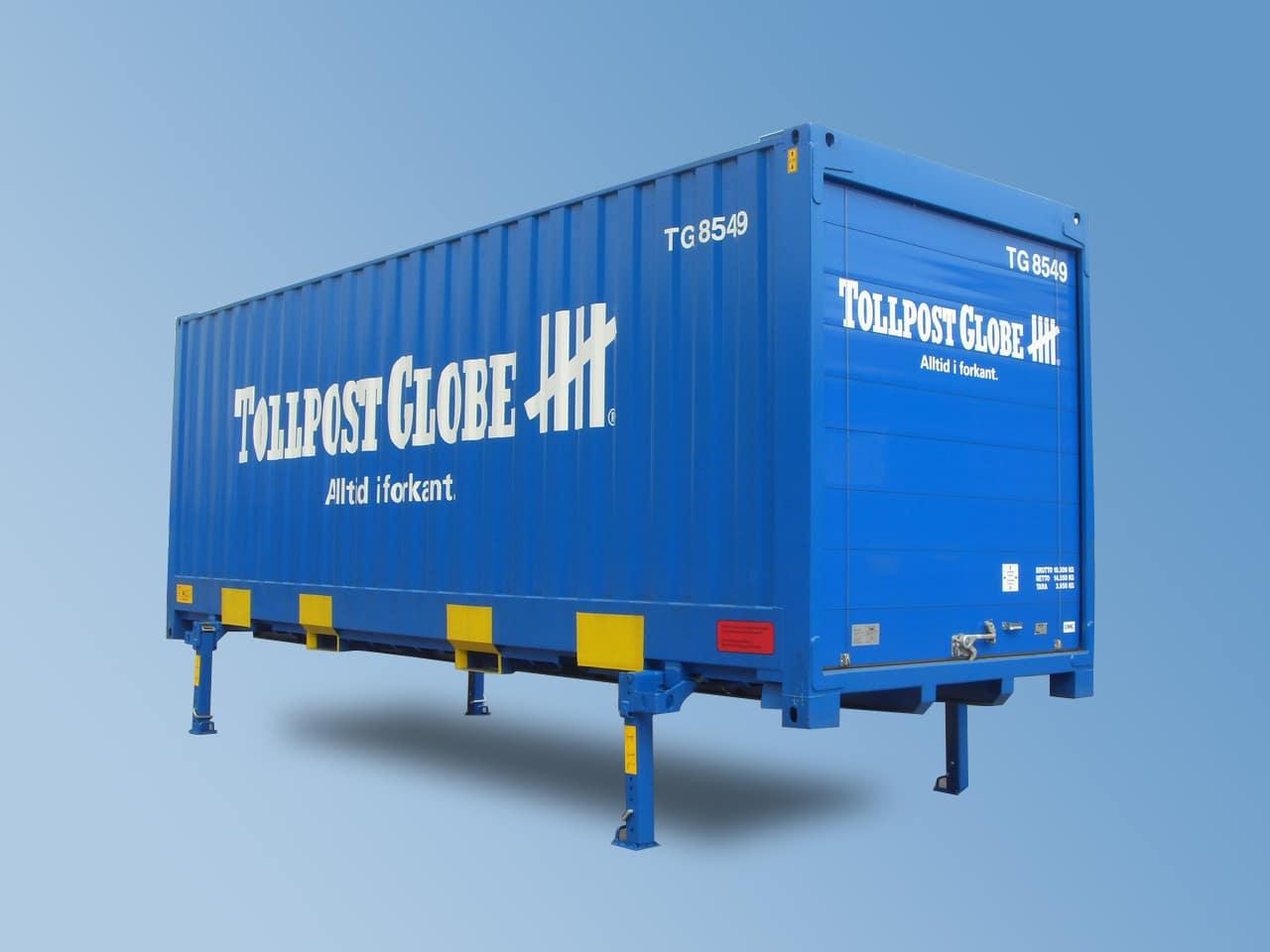 Lagab Lge Serie 1 Vekelflakcontainer