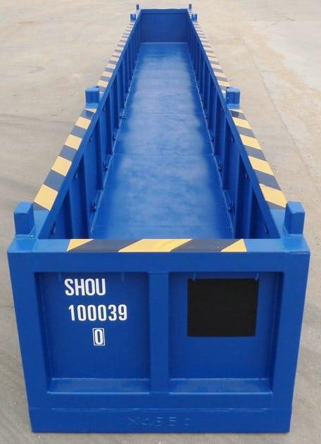 10.3 m Cargo Basket Container