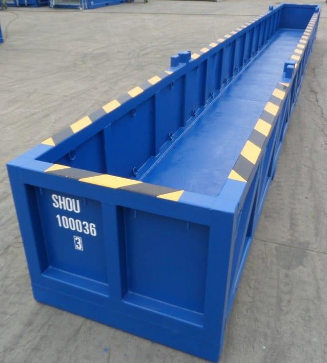11.9 m Cargo Basket Container