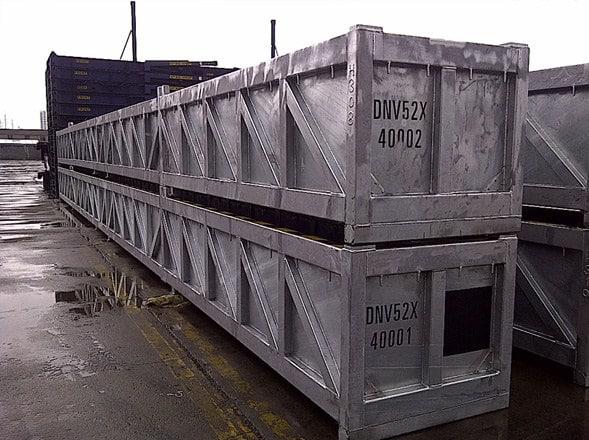 18.3 m Cargo Basket Container