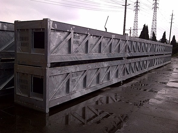21.3 m Cargo Basket Container