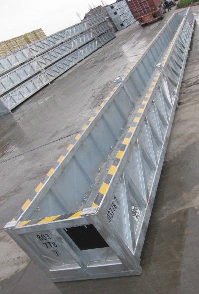 23.3 m Cargo Basket Container
