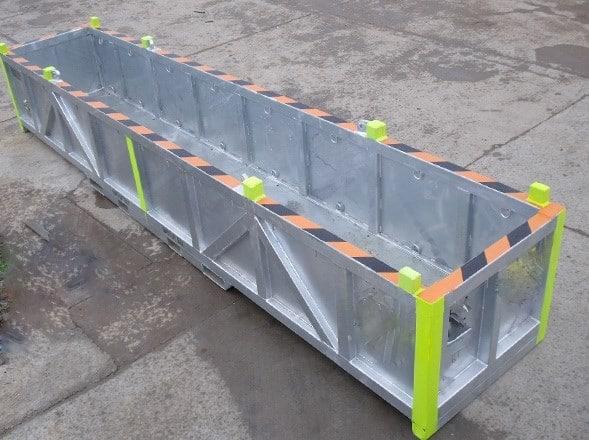 6.3 m Cargo Basket Container