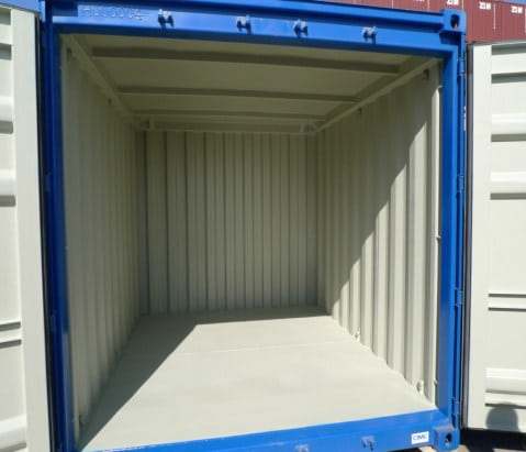 20ft High Cube Container