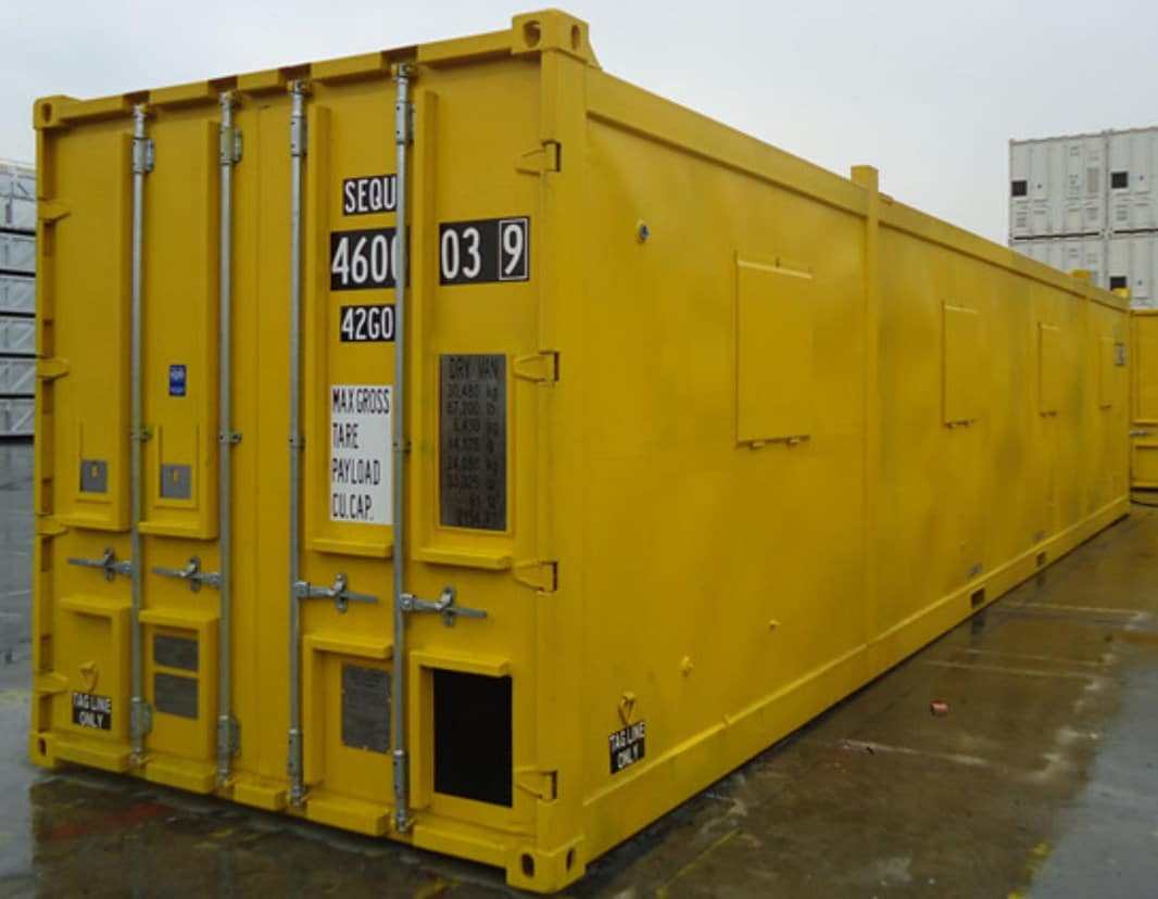 40ft Offshore Container