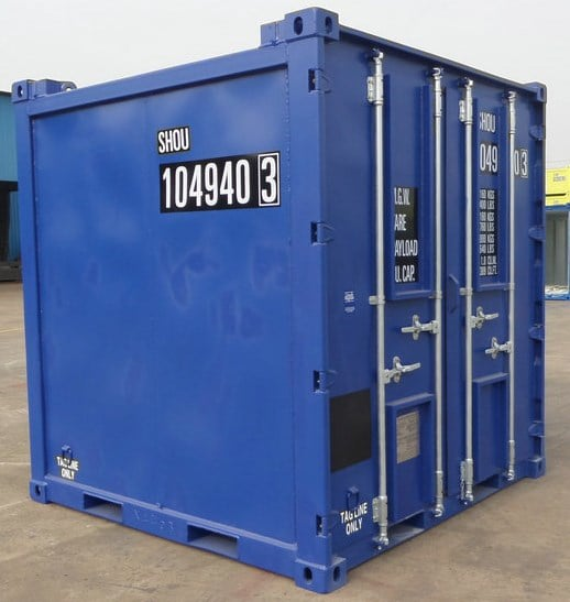 8ft Container