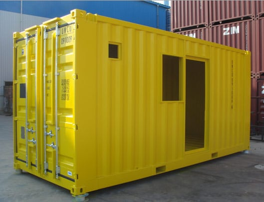 Utstyr Offshore Container PLT-335A