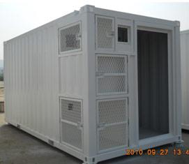 Utstyr Offshore Container PLT-395