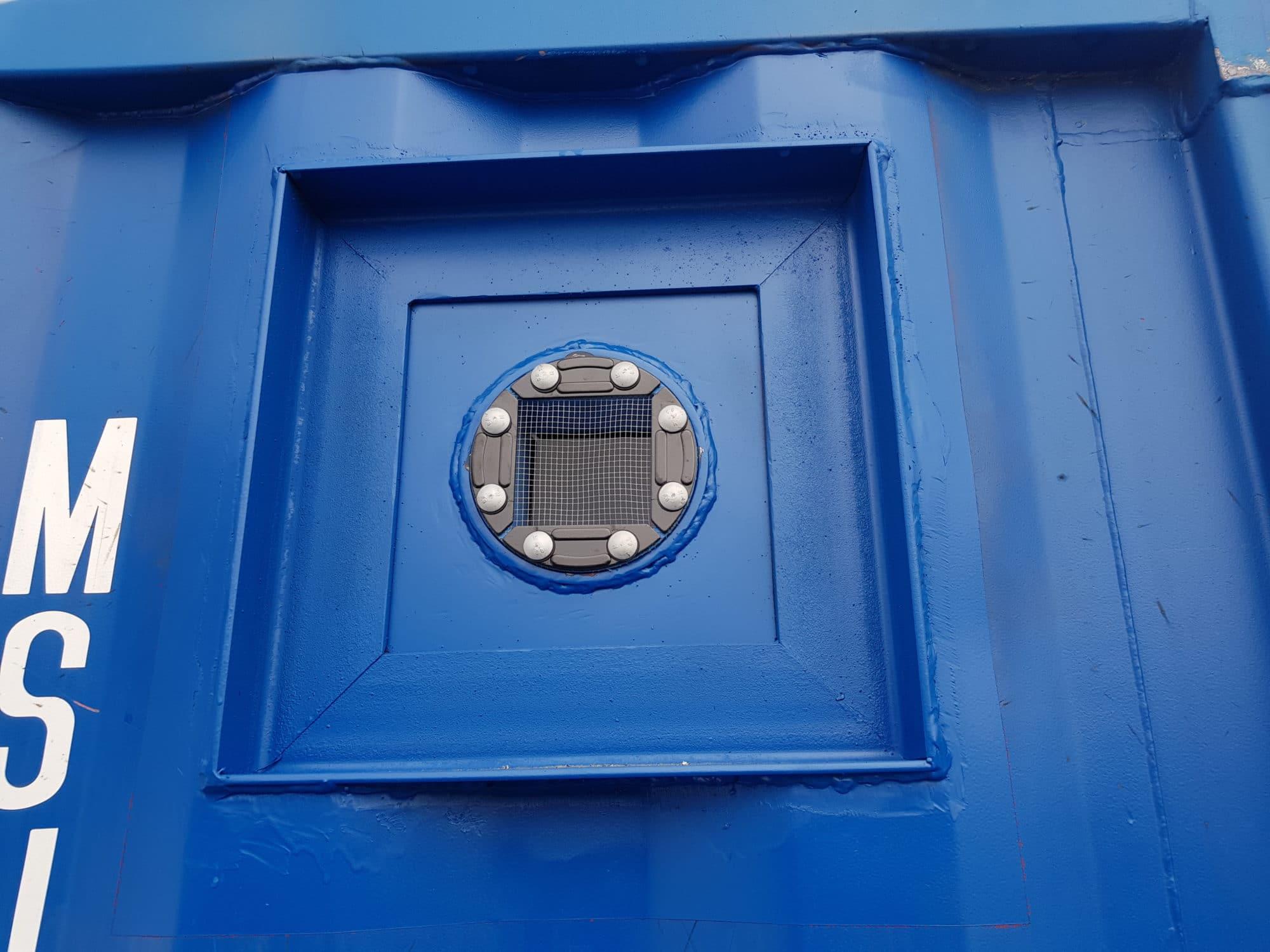 ROV-containere til bruk Offshore