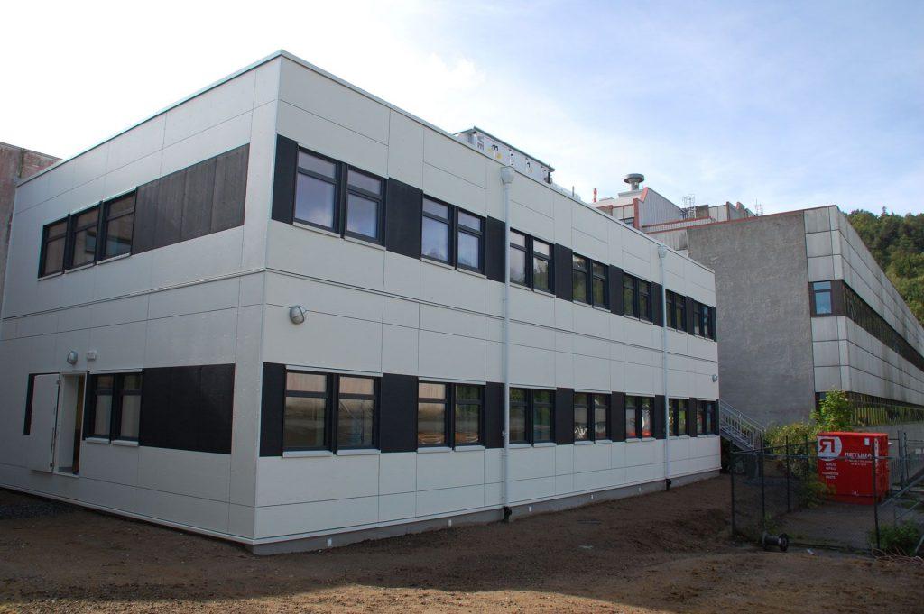sykehus bygg