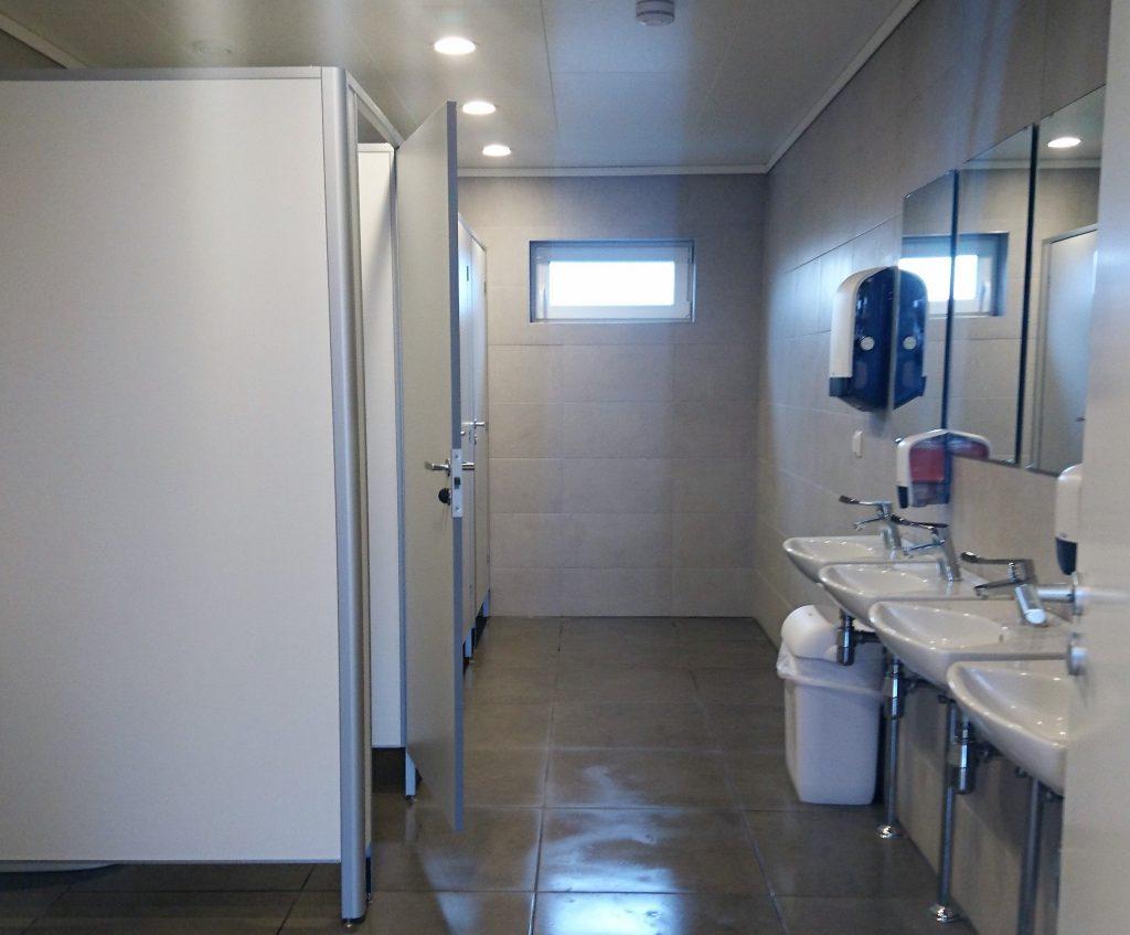 sanitærbygg interiør