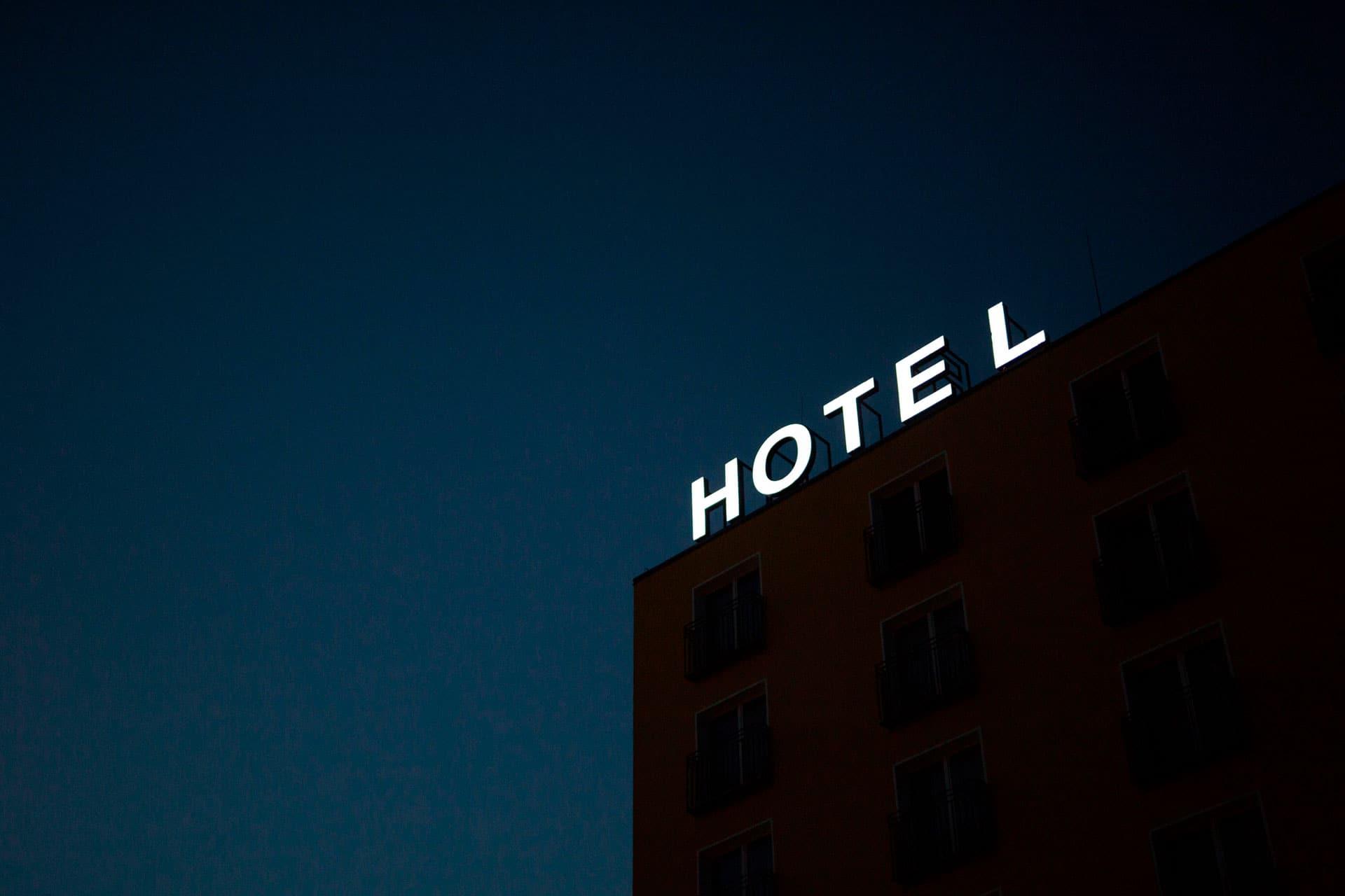 Hotell og motell