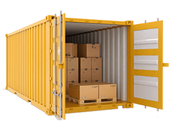 flyttecontainer