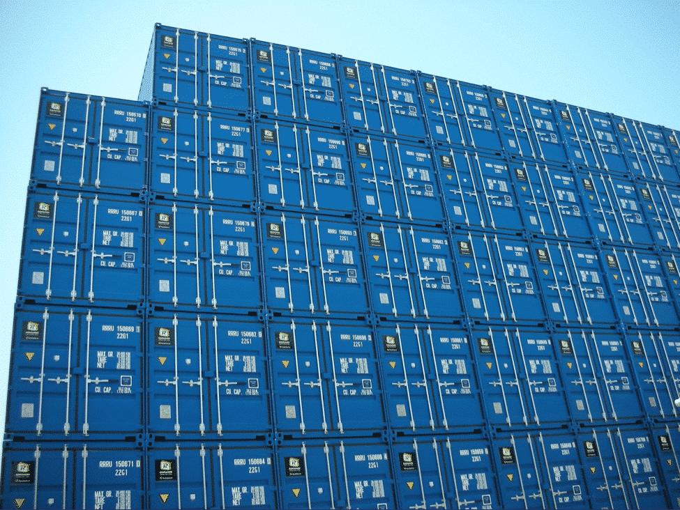 Oversikt over de vanligste container dimensjoner