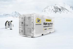 Kjøle og frysecontainere – Dette trenger du å vite