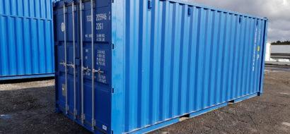 Supertilbud på 20 fots container med el-pakke!