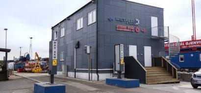 Søsterselskap REBLOCK® leverer til Metallco